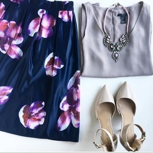 Blush Statement Necklace